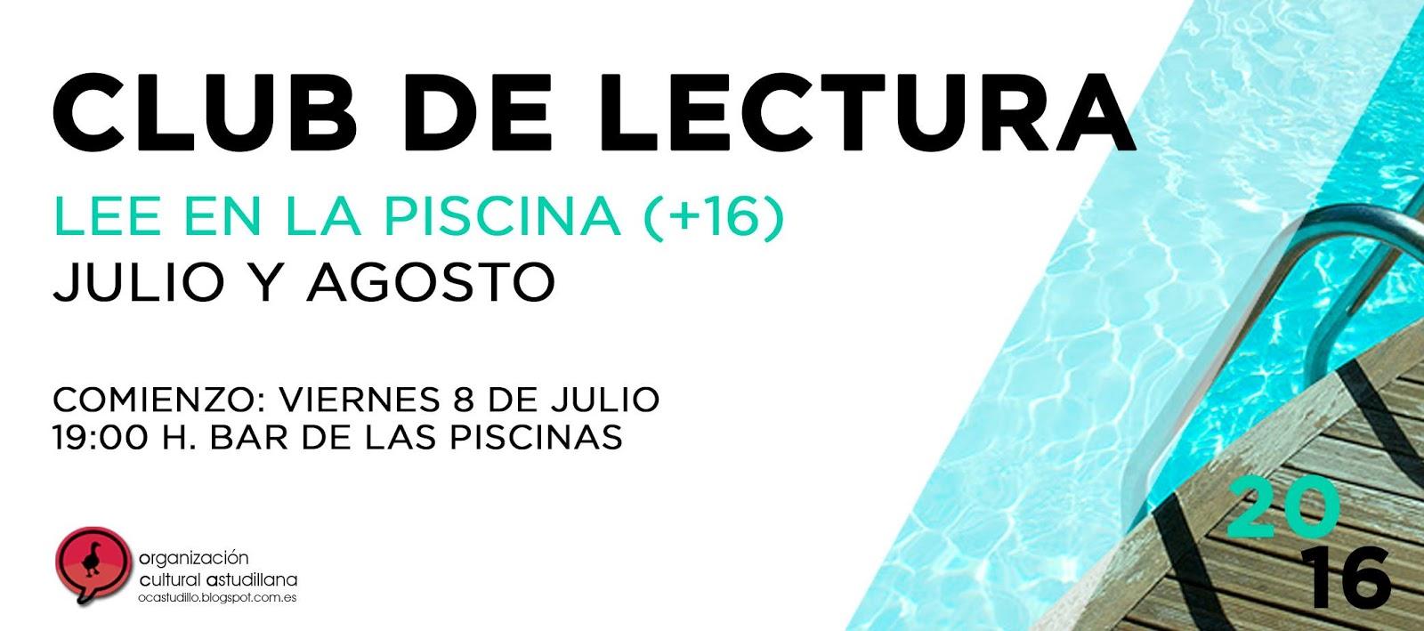 Turismo astudillo verano cultural viernes 8 de julio for Alberca 8 de julio