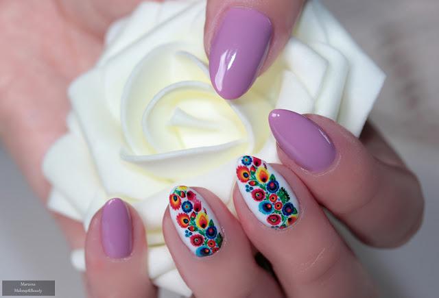 manicure claresa nails 505