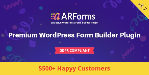 ARForms is a premium wordpress form builder plugin with inbuilt support of multiple email marketing system integration facility. It has support of 7 autoresponder systems which are Aweber, mailchimp, getresponse, Icontact, Constant contact, Ebizac, GVO.