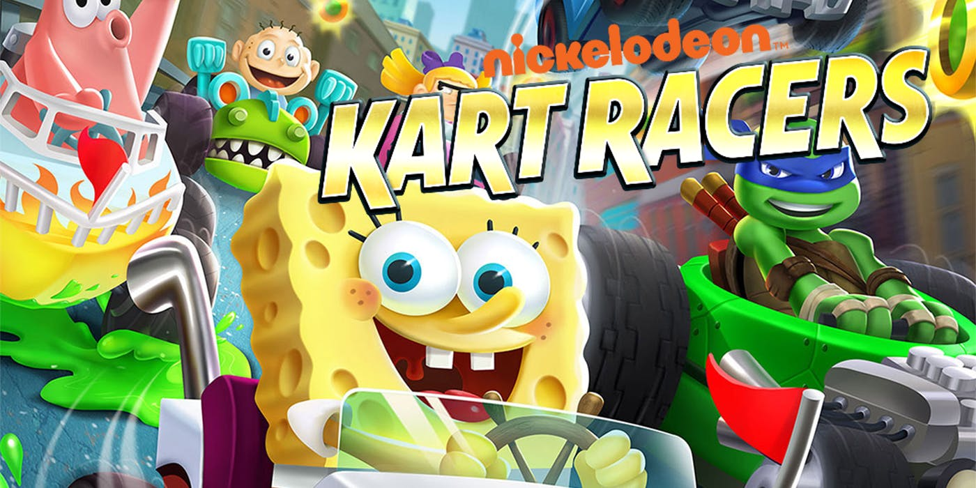 Nickalive Gamemill Entertainment Announces Nickelodeon Kart