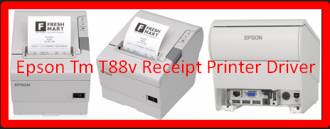 Epson Tm T88v Receipt Printer Driver