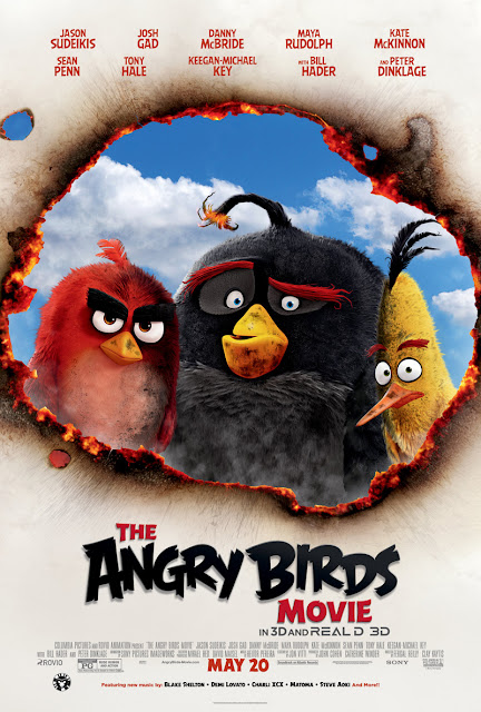 The Angry Birds Movie (2016) ΜΕΤΑΓΛΩΤΙΣΜΕΝΟ ταινιες online seires oipeirates greek subs