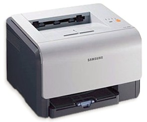 Samsung CLP-300 Driver for Mac OS