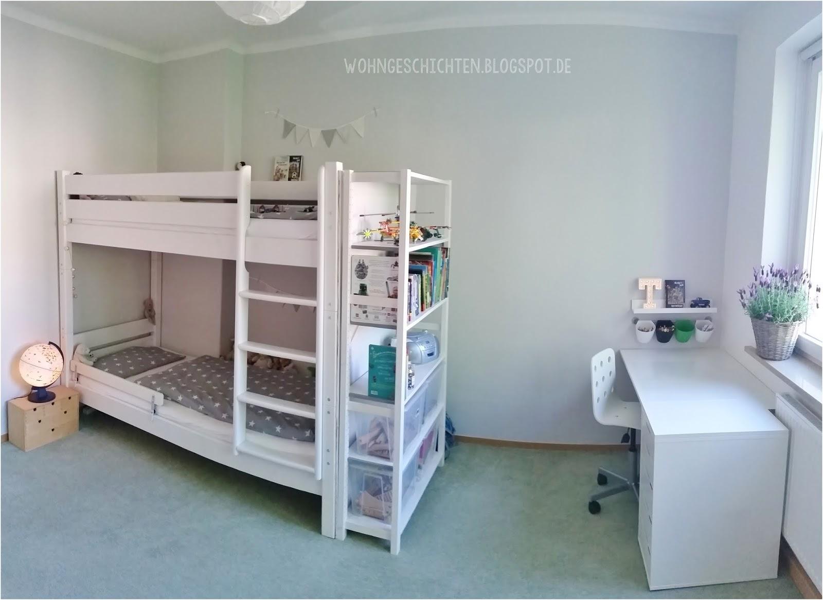 wohngeschichten unser neues kinderzimmer. Black Bedroom Furniture Sets. Home Design Ideas