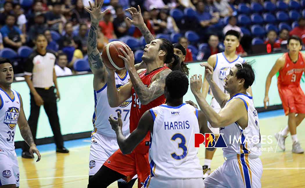 NorthPort eliminates top seed NLEX, 126-123 in Triple Overtime (REPLAY VIDEO) Nov 27 | PBA Quarterfinals