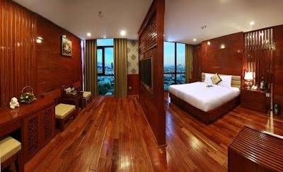 Khách sạn dịp pháo hoa Đà Nẵng