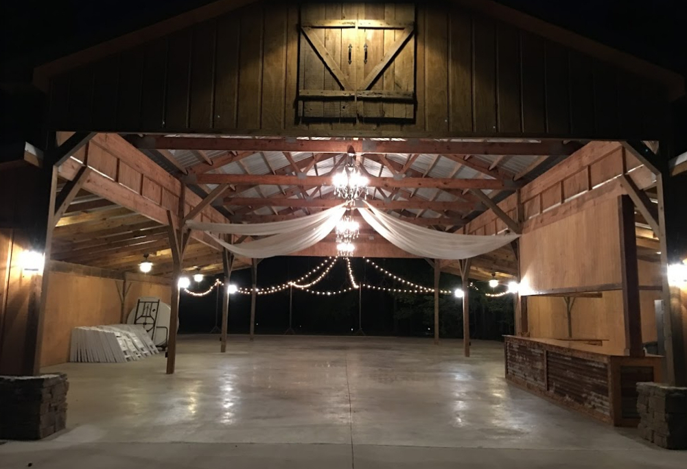 Charm Wedding Venue Lonoke AR