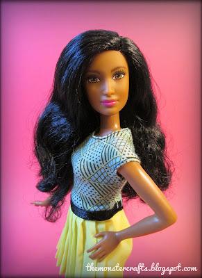 Barbie Fashionistas B-Fabulous Priya