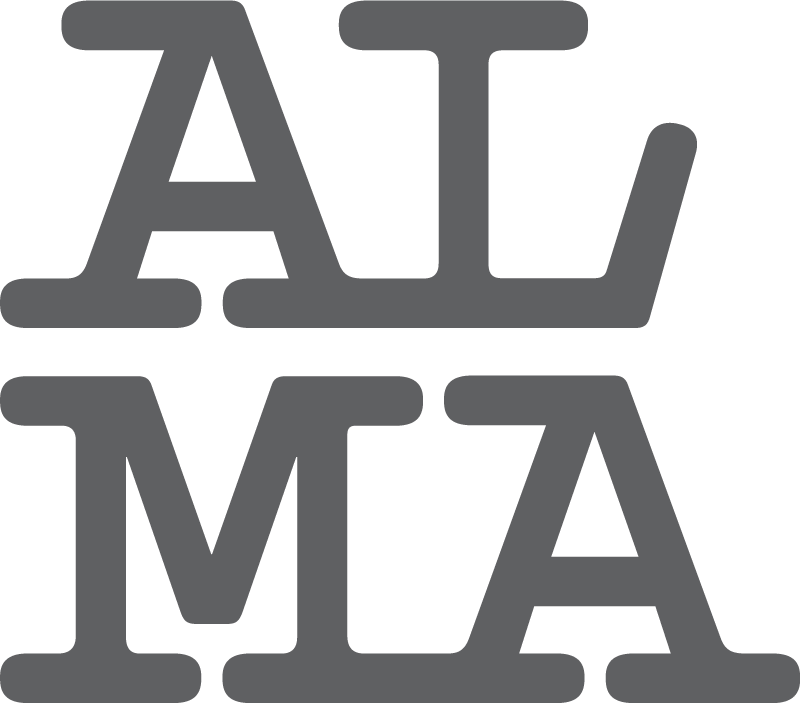 The Branding Source Alma Media Gets Digital Logo