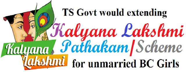 Kalyana Lakshmi Pathakam, Kalyana Lakshmi Scheme, BC Girls