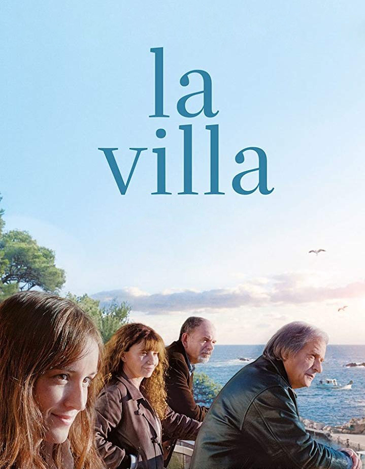 La villa [2017] [DVD9] [PAL] [Español]