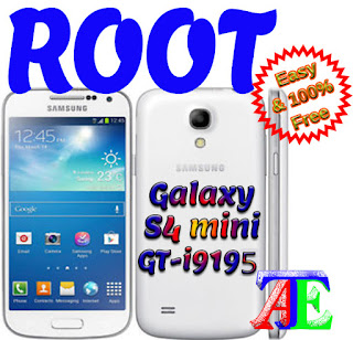 Root Samsung Galaxy S4 mini