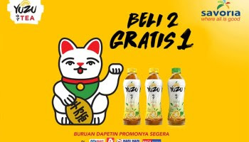 Cara Baik Mengkonsumsi Minuman Yuzu