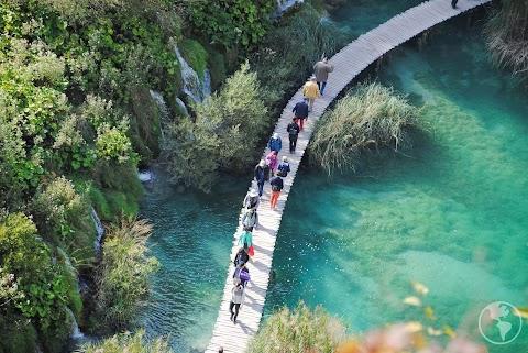 Croácia | Visitando os Lagos Plitvice