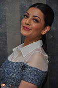 Kajal Agarwal at Khaidi No 150 Interview-thumbnail-3