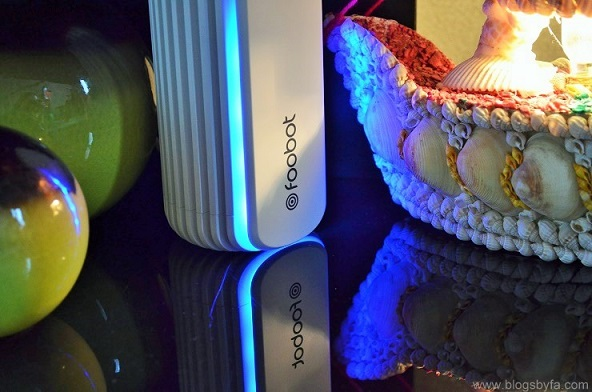 Foobot - Smart Indoor Air Quality Monitor