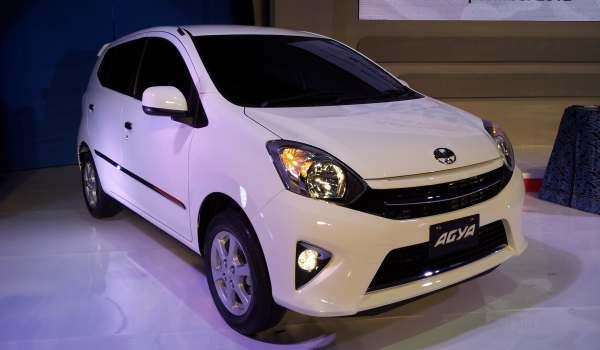 Spesifikasi Astra Toyota Agya