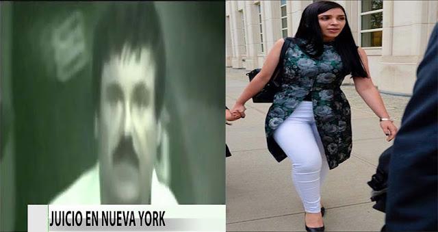 El Chapo le pide al juez que le permita abrazar a su mujer Emma Coronel