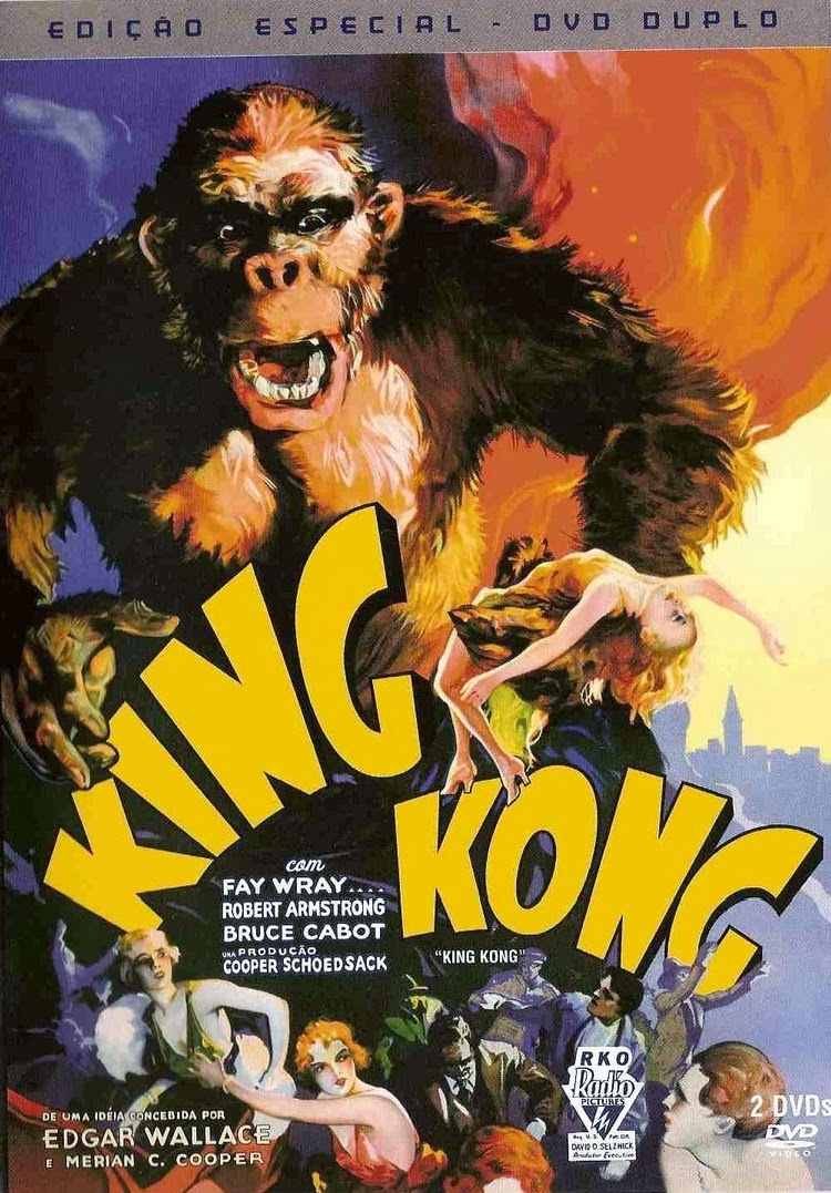 King Kong – Legendado (1933)