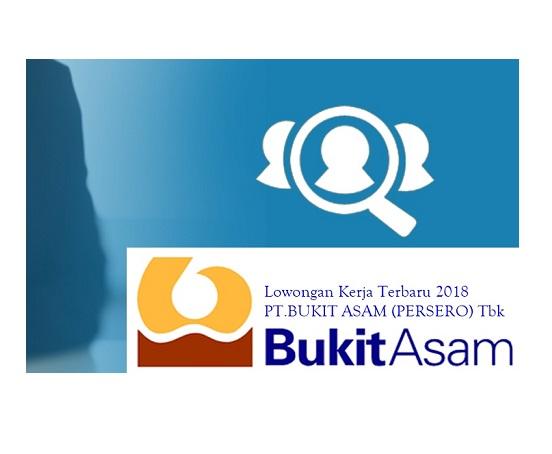 Lowongan Kerja Terbaru PT.BUKIT ASAM (PERSERO) TBK