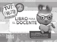 Tuti-Fruti 2 Libro para el Docente