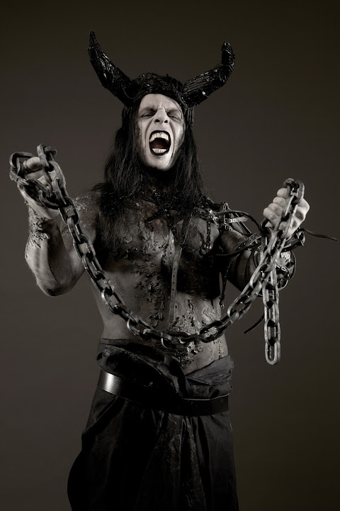 Paul Allender (Cradle Of Filth)