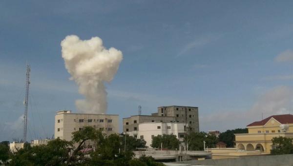Al menos 13 muertos en atentado en capital de Somalia