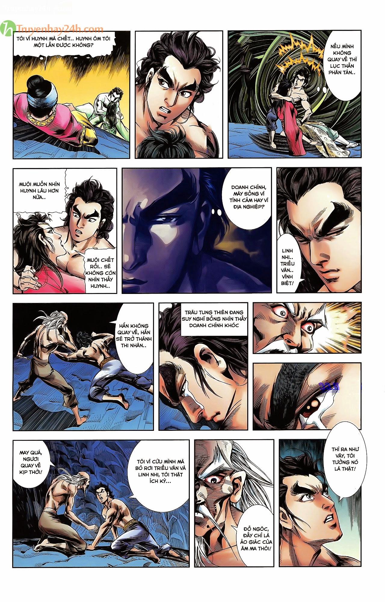 Tần Vương Doanh Chính chapter 30 trang 26