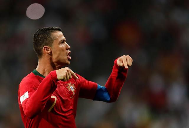 Cristiano Ronaldo chamou a responsabilidade e salvou Portugal diante da Espanha