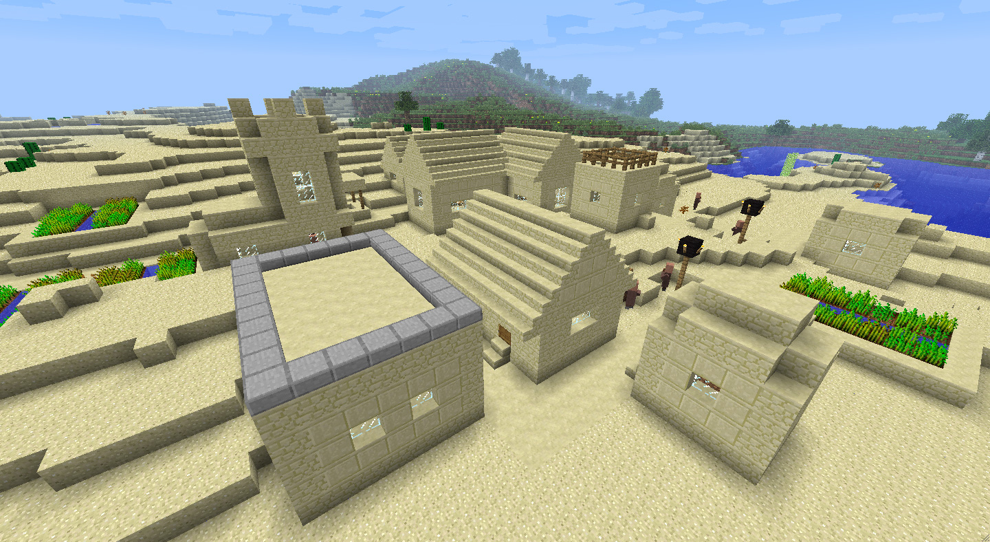 Minecraft Seeds | Sharing the best Minecraft Seeds: -671258039