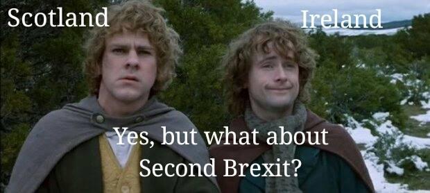 Second Brexit Referendum