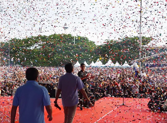 BPN Prabowo-Sandi Nilai Basis Suara PBB Tidak Solid Dukung Jokowi-Ma'ruf