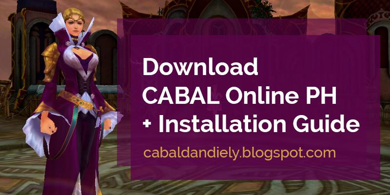 manual cabal playpark ph cabal v36 full client installer