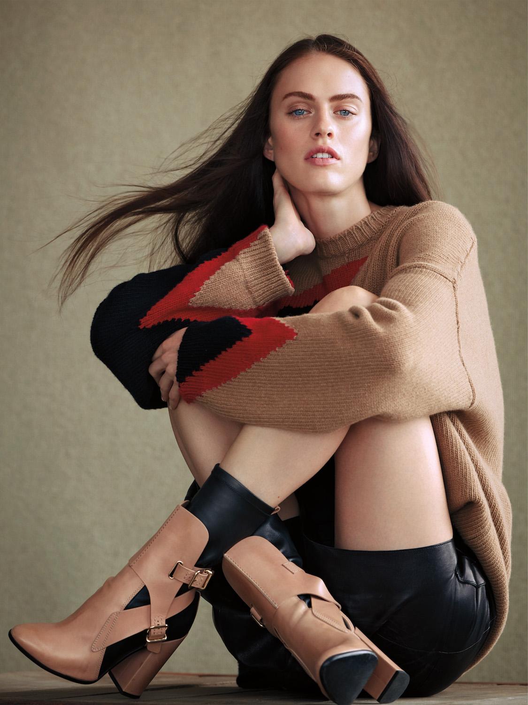 2017 05 kayla autumn ward legs - Sarah Brannon In Harper S Bazaar Korea November 2017 By Karen Collins