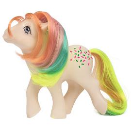My Little Pony Confetti Classic Rainbow Ponies II G1 Retro Pony