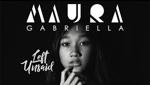Maura Gabriella - Left Unsaid (OST Karena Karina)
