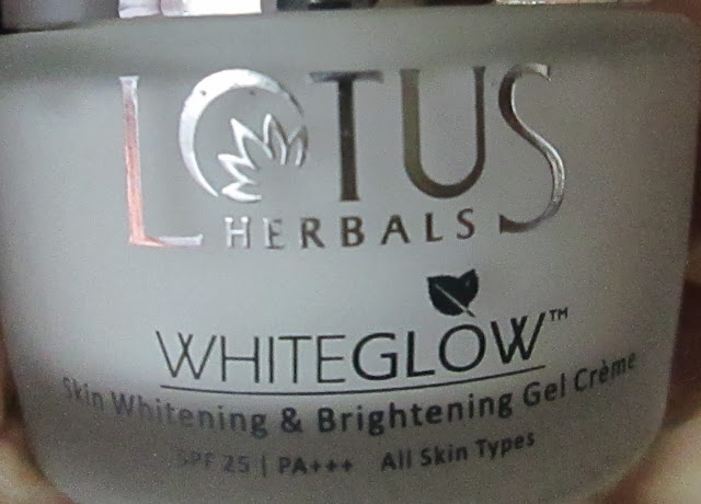 Lotus Herbals Whiteglow Skin Cream Review