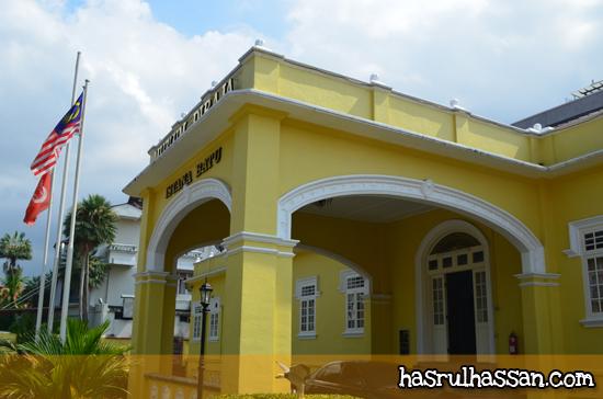 Muzium Diraja Kelantan - Istana Batu