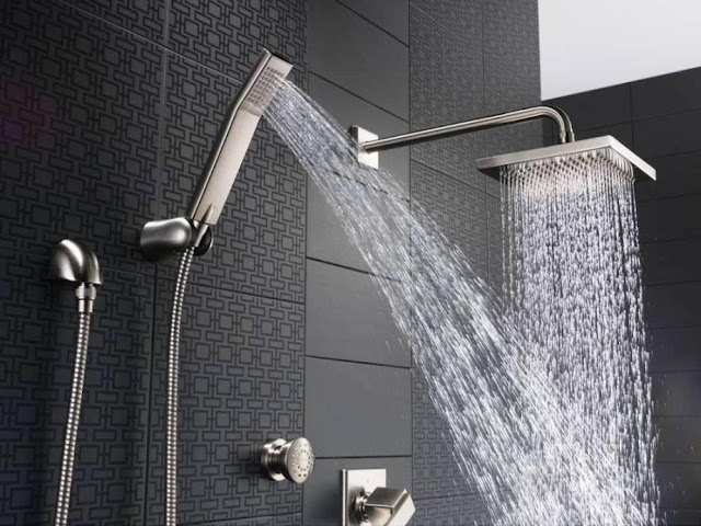 How to Replace and change your Handheld Shower Head - DIY Tips