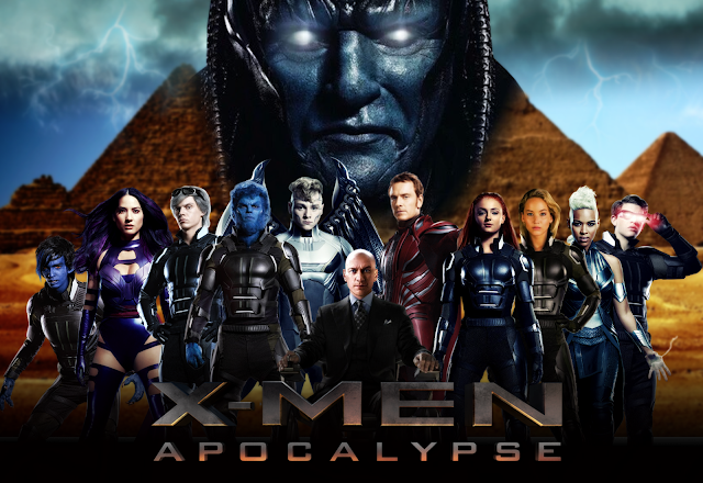 X-Men: Apocalipse Torrent 780p 1080p Dual Áudio Download