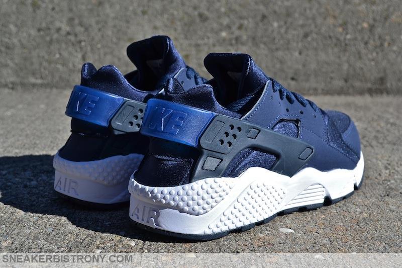 bd73a144b3c2 ... cheap sneaker bistro streetwear served w class nike air huarache  midnight navy dark obsidian gym blue