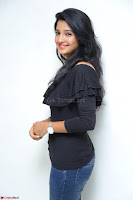 Deepthi Shetty looks super cute in off shoulder top and jeans ~  Exclusive 124.JPG