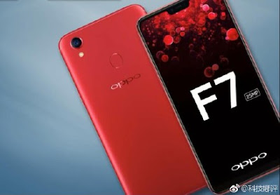 Oppo f7 release date