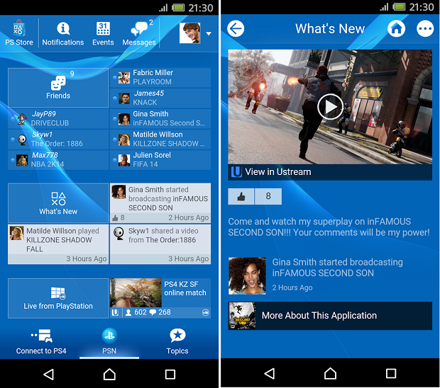 PlayStation®App Android Apk