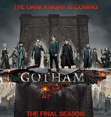 Sinopsis pemain genre Serial Gotham Season 5 (2019) FINAL SEASON