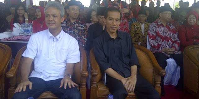 Ini Kebijakan Ganjar Yang Bikin Jokowi Kaget Bukan Kepalang