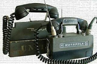 Régi mobil telefon készülék