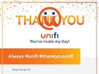 Voice of Customer (VOC): Introducing #thankyouunifi