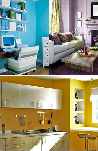 The Right Paint Colors for Each Room picture