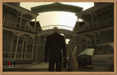 Hitman 4 Blood Money PC Games